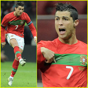 Cristiano Ronaldo Has 'Ambition to Win' Euro 2012