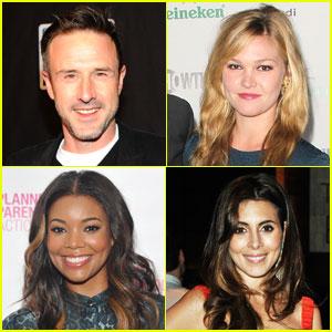 David Arquette, Julia Stiles & Gabrielle Union: Casting News!