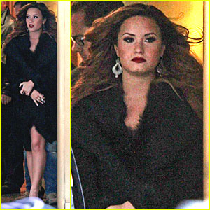 Demi Lovato Performs on 'Today'