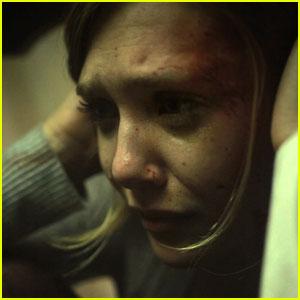Elizabeth Olsen in 'Silent House' - Exclusive Stills!