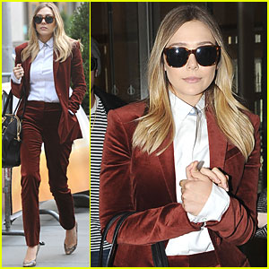Elizabeth Olsen Talks 'Silent House' on Today
