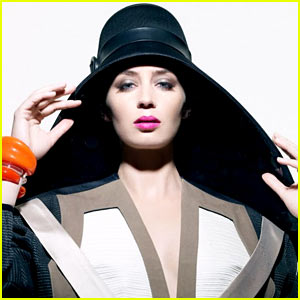 Emily Blunt: 'Time' Style & Design Photo Shoot!