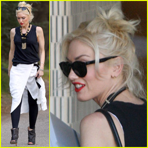 Gwen Stefani: Black & White Bliss