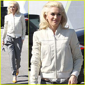 Gwen Stefani: Rough Song Mixes for New No Doubt Album!