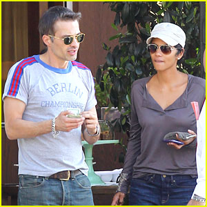 Halle Berry & Olivier Martinez: Cecconi's Couple!