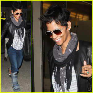 Halle Berry: 'Dark Tide' Sneak Peek!