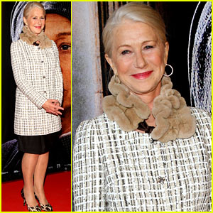 Helen Mirren: 'The Door' Berlin Premiere!