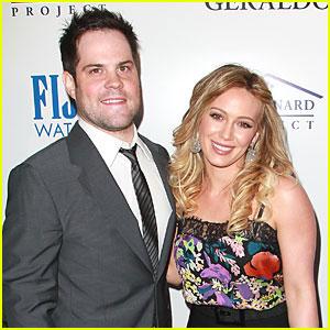 Luca Cruz Comrie: Hilary Duff's Baby Boy!