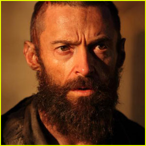 Hugh Jackman as Les Mis' Jean Valjean - First Official Look!
