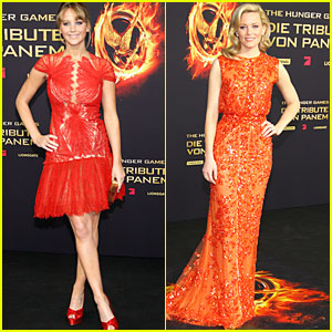 Jennifer Lawrence: 'Hunger Games' Berlin Premiere!