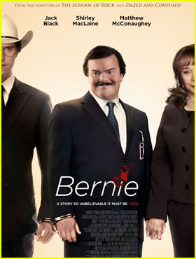 Jack Black & Matthew McConaughey: 'Bernie' Trailer & Poster!