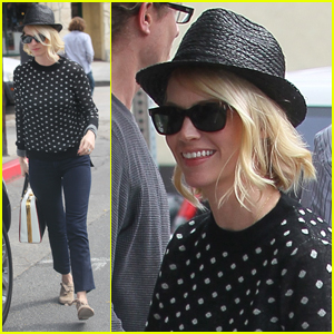 January Jones: Out to Lunch