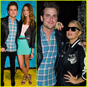 Jared Followill: Just Jared's 30th Birthday Bash with Fergie!