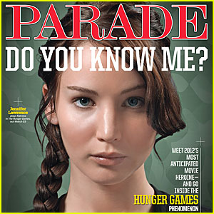 Jennifer Lawrence Covers 'Parade'