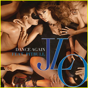 Jennifer Lopez: 'Dance Again' Cover Revealed!