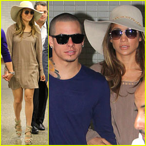 Jennifer Lopez: Not Married To Casper Smart!