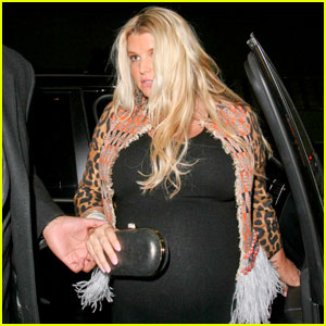 Jessica Simpson: No, I'm Not Having Twins!