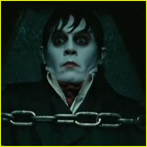 Johnny Depp: 'Dark Shadows' Trailer!