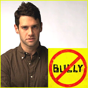Justin Bartha & Georgina Chapman: 'Bully' PSA