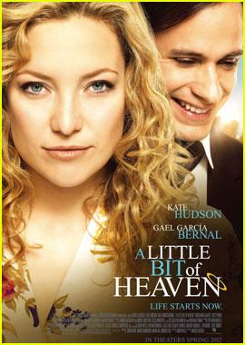 Kate Hudson: 'Little Bit of Heaven' Poster!