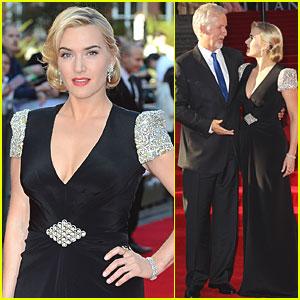 Kate Winslet: 'Titanic 3D' Premiere!