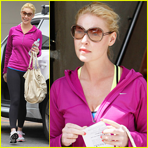 Katherine Heigl: From North Hollywood To Silver Lake!