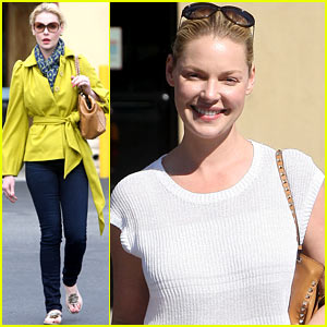 Katherine Heigl: Bid On My Autographed Charity Bunny!