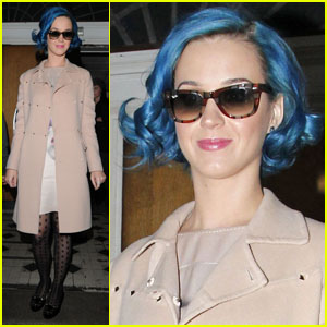Katy Perry: Lovely for 'Live Lounge' Appearance