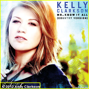 Kelly Clarkson: 'Mr. Know It All' Recut for Country Radio!