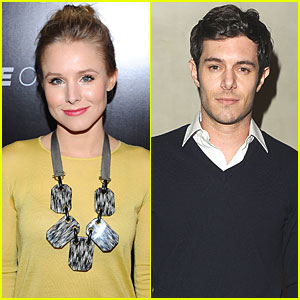 Kristen Bell: 'Some Girls' with Adam Brody!