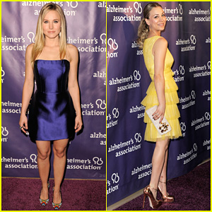Kristen Bell & Kaley Cuoco: A Night At Sardi's!