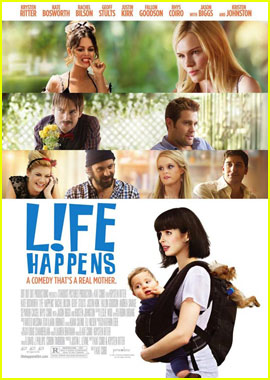 Krysten Ritter & Kate Bosworth: 'L!fe Happens' Trailer!