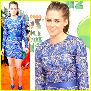 Kristen Stewart - Kids' Choice Awa