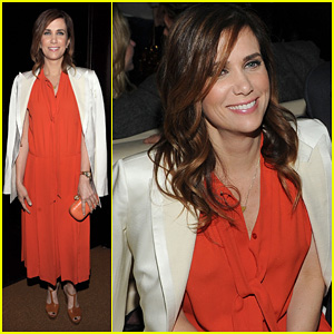 Kristen Wiig: 'Friends with Kids' After Party!