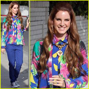 Lana Del Rey: Press Shoot!