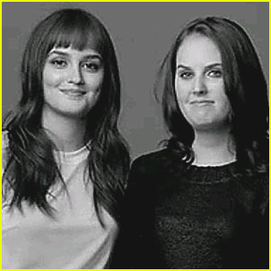 Leighton Meester: Get Swabbed for DKMS!