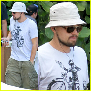 Leonardo DiCaprio: Miami With Mom Irmelin