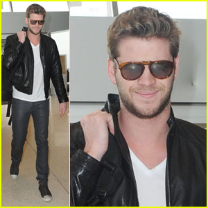 Liam Hemsworth: Goodbye, NYC!