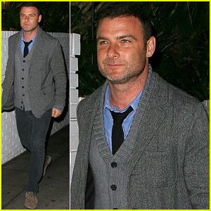 Liev Schreiber: Chateau Marmont Man!