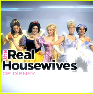Lindsay Lohan on SNL: Real Housewives of Disney!