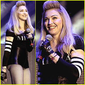Madonna: Ultra Music Festival Appearance!