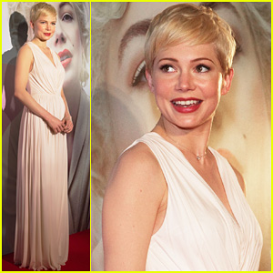 Michelle Williams: 'My Week With Marilyn' Japan Premiere!