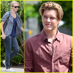 Naomi Watts: 'Grandmothers' Set With Xavier Samuel