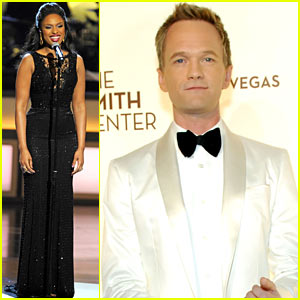 Jennifer Hudson & Neil Patrick Harris: Smith Center Opening!