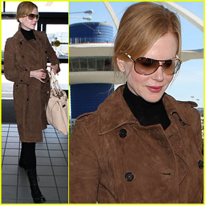 Nicole Kidman Replaces Rachel Weisz in 'Railway Man'