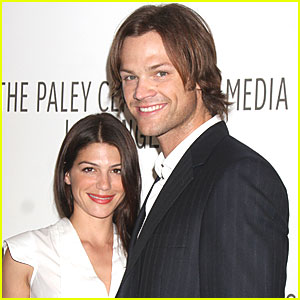 Jared Padalecki & Wife Genevieve Welcome Baby Boy!