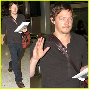 Norman Reedus Fights Against Bullying