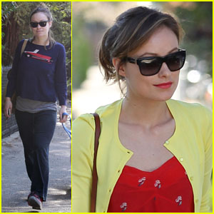 Olivia Wilde: Breakups Are Never Easy