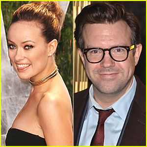 Olivia Wilde & Jason Sudeikis: New Relationship Comedy!