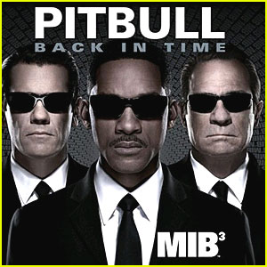 Pitbull's 'Back In Time': JJ Music Monday!